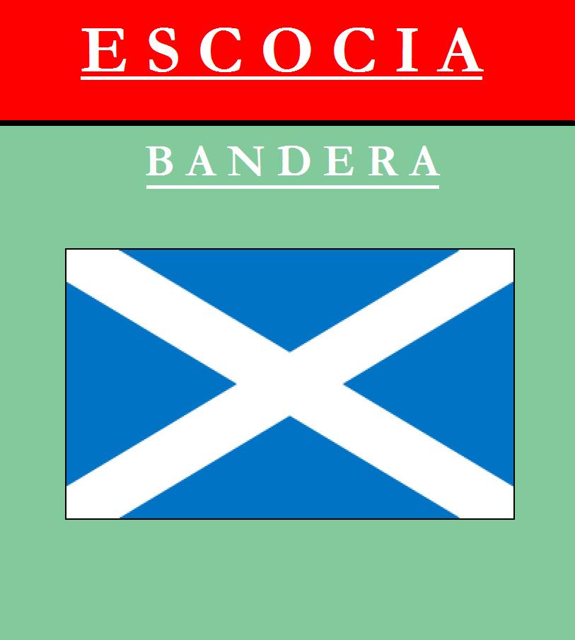 Escudo de BANDERA DE ESCOCIA