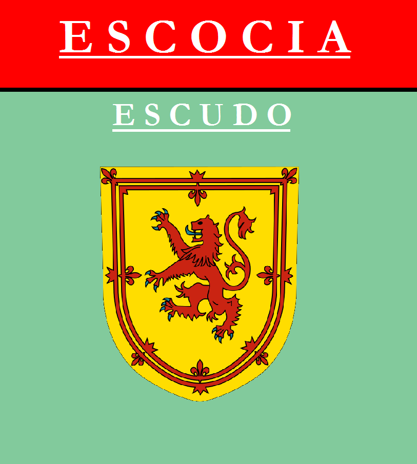 Escudo de ESCUDO DE ESCOCIA