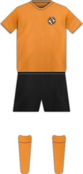 Equipación DUNDE UNITED FC