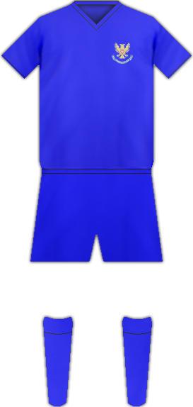 Equipación ST JOHNSTONE FC