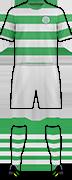 Equipación CELTIC FC