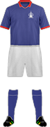 Camiseta FALKIRK FC