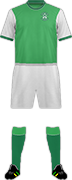 Equipación HIBERNIAN FC