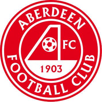 Escudo de ABERDEEN FC (ESCOCIA)