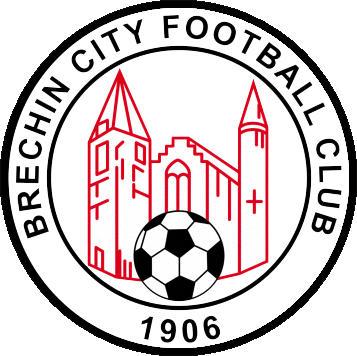 Escudo de BRECHIN CITY F.C. (ESCOCIA)