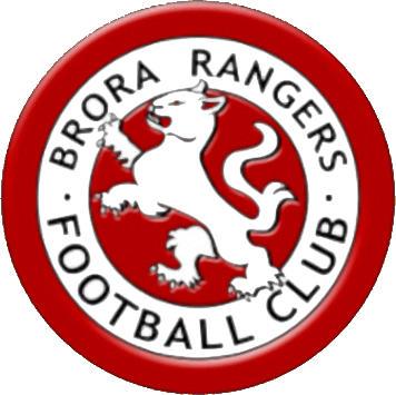 Escudo de BRORA RANGERS F.C. (ESCOCIA)