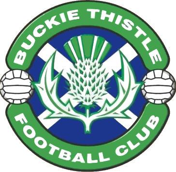 Escudo de BUCKIE THISTLE F.C. (ESCOCIA)