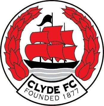Escudo de CLYDE F.C. (ESCOCIA)