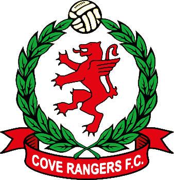 Escudo de COVE RANGERS F.C. (ESCOCIA)