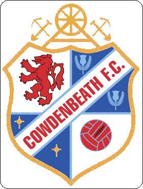 Escudo de COWDENBEATH F.C. (ESCOCIA)