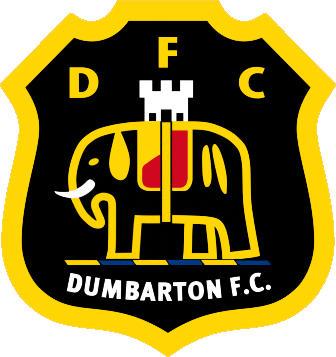 Escudo de DUMBARTON F.C. (ESCOCIA)