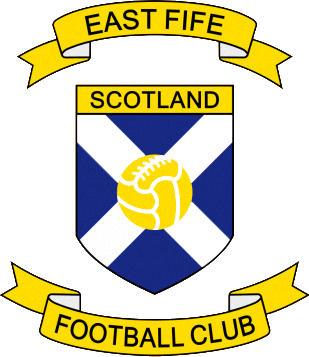 Escudo de EAST FIFE F.C. (ESCOCIA)