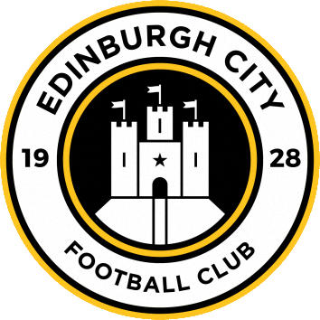 Escudo de EDINBURGH CITY F.C. (ESCOCIA)
