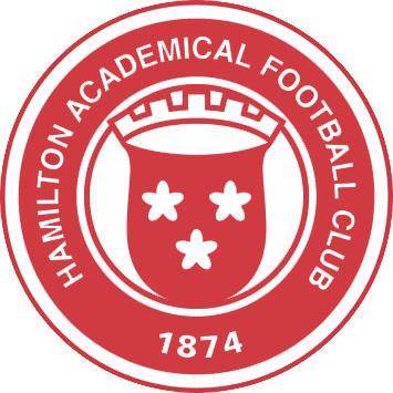 Escudo de HAMILTON AFC (ESCOCIA)