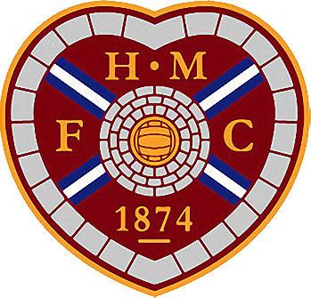 Escudo de HEARTS FC (ESCOCIA)