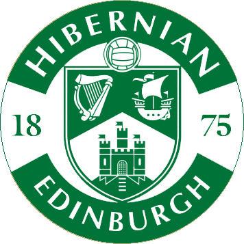 Escudo de HIBERNIAN FC (ESCOCIA)