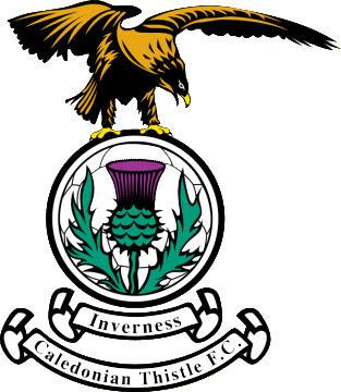 Escudo de INVERNESS CALEDONIAN F.C. (ESCOCIA)