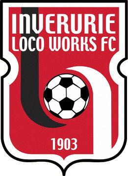 Escudo de INVERURIE LOCO WORKS F.C. (ESCOCIA)