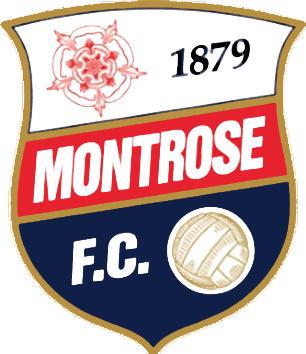 Escudo de MONTROSE FC (ESCOCIA)