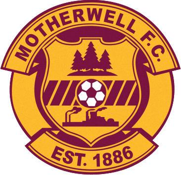 Escudo de MOTHERWELL FC (ESCOCIA)