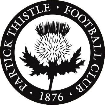 Escudo de PARTICK THISTLE F.C. (ESCOCIA)