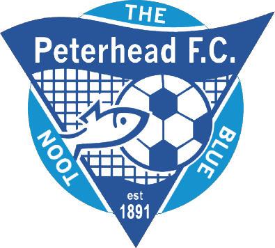 Escudo de PETERHEAD F.C. (ESCOCIA)