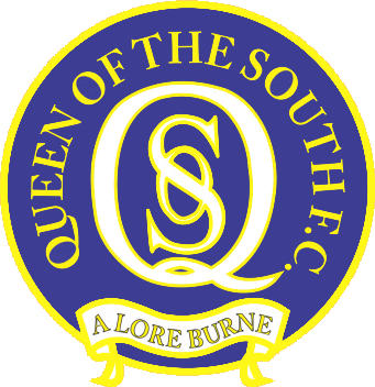 Escudo de QUEEN OF THE SOUTH F.C. (ESCOCIA)