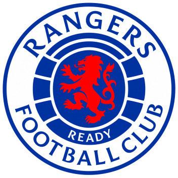 Escudo de RANGERS FC (ESCOCIA)