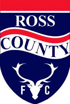 Escudo de ROSS COUNTY F.C.. (ESCOCIA)