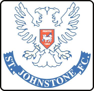 Escudo de ST JOHNSTONE FC (ESCOCIA)