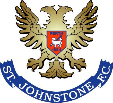 Escudo de ST. JOHNSTONE FC (ESCOCIA)