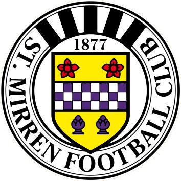 Escudo de ST. MIRREN FC (ESCOCIA)