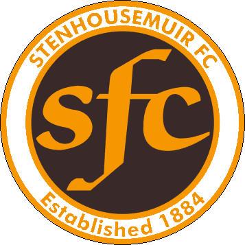 Escudo de STENHOUSEMUIR F.C. (ESCOCIA)