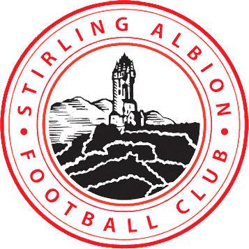 Escudo de STIRLING ALBION F.C. (ESCOCIA)