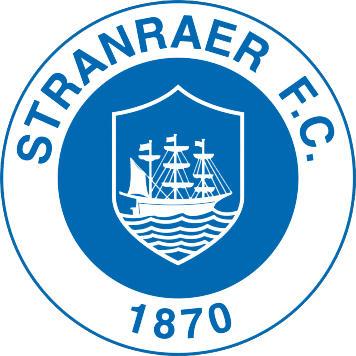 Escudo de STRANRAER F.C. (ESCOCIA)
