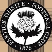 Escudo de PARTICK THISTLE F.C.