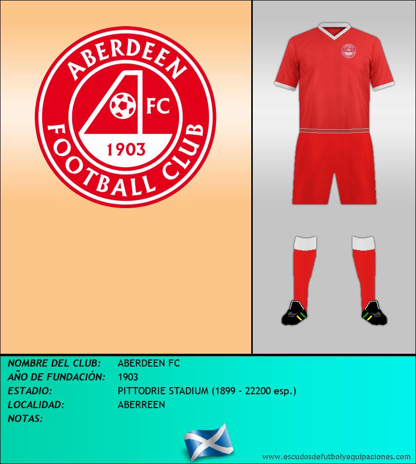 Escudo de ABERDEEN FC