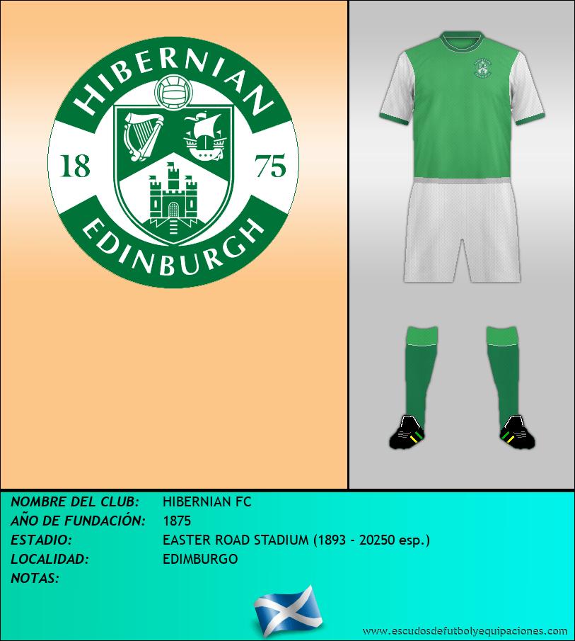 Escudo de HIBERNIAN FC