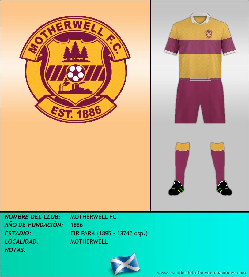 Escudo de MOTHERWELL FC