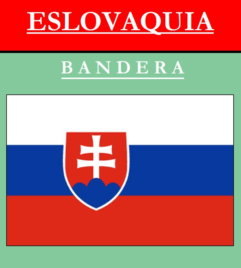 Escudo de BANDERA DE ESLOVAQUIA