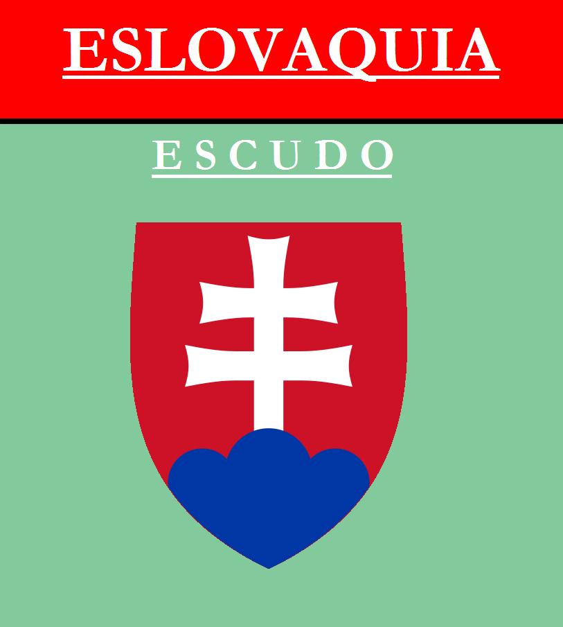 Escudo de ESCUDO DE ESLOVAQUIA