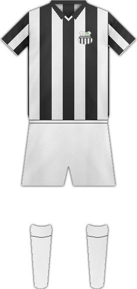 Equipación FC ARTMEDIA