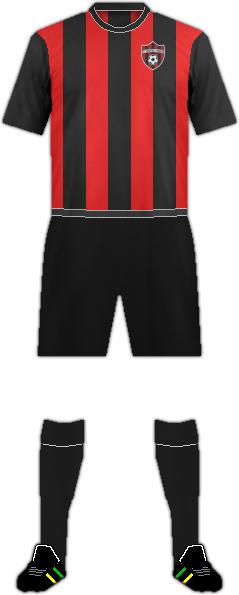 Equipación FC SPARTAK TRNAVA
