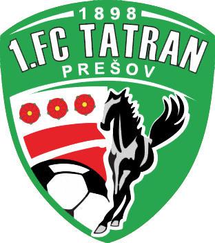 Escudo de 1.FC TATRAN (ESLOVAQUIA)