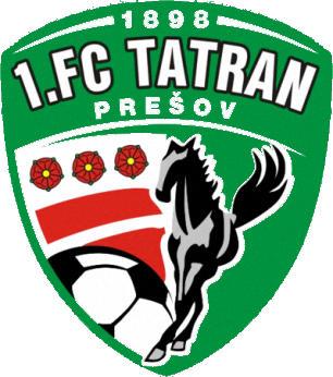 Escudo de 1FC TATRAN (ESLOVAQUIA)