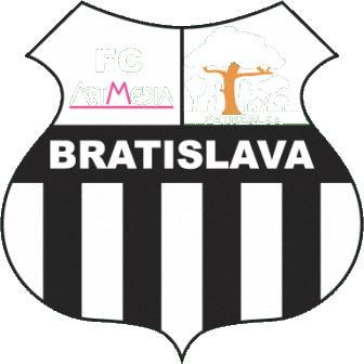 Escudo de FC ARTMEDIA (ESLOVAQUIA)