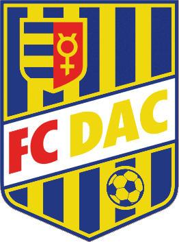 Escudo de FC DAC 1904 (ESLOVAQUIA)
