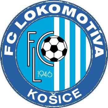Escudo de FC LOKOMOTÍVA KOSICE (ESLOVAQUIA)