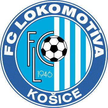 Escudo de FC LOKOMOTIVA KOSICE (ESLOVAQUIA)