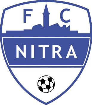 Escudo de FC NITRA (ESLOVAQUIA)